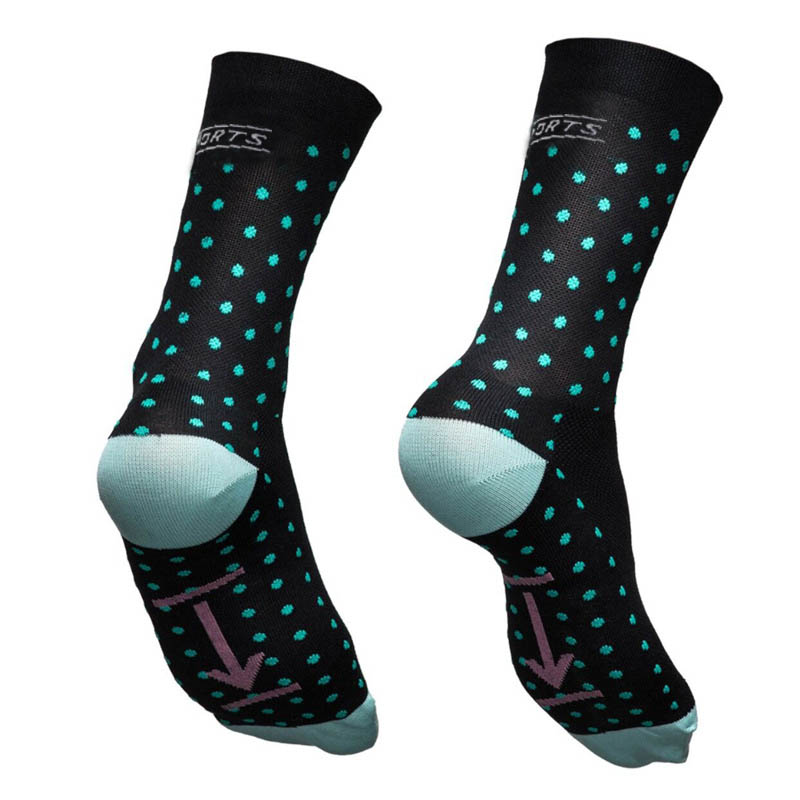 Outdoor Breathable Cycling Sock High Quality Professional Brand Sport Sock Football Basketball Running Tennis Cycling Sport Sock in Cycling Socks from Sports Entertainment