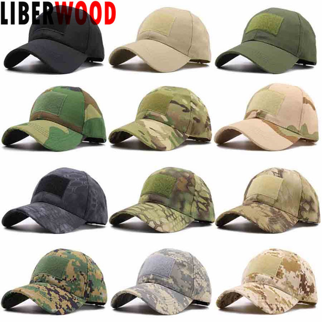 0b3ec8cd6b373 MultiCam Digital Camo Special Force Tactical Operator hat Contractor SWAT Baseball  Hat Cap US CORPS CAP MARPAT ACU