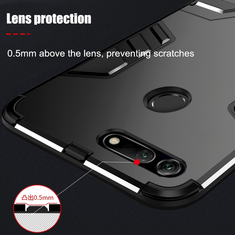 Armor Case For Samsung S10 J5 Prime On5 J4 Plus 2018 J3 2016 J2 2015 Core J1 Ace Cover For Grand Prime G530F C7 C5 Pro C10 Cover in Fitted Cases from Cellphones Telecommunications