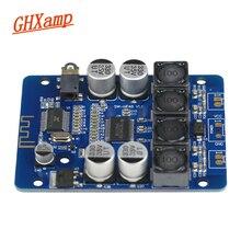Ghxamp TPA3118 Amplificador de altavoz con Bluetooth, tablero estéreo para 4OHM, 6,8 OHM, altavoz con AUX en DC8 ~ 26V