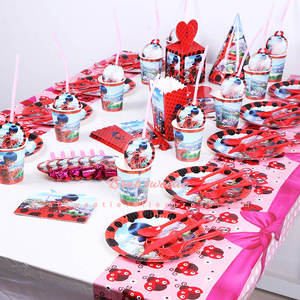 Brat Sweetie Decoration Party Plates Happy Birthday Napkins