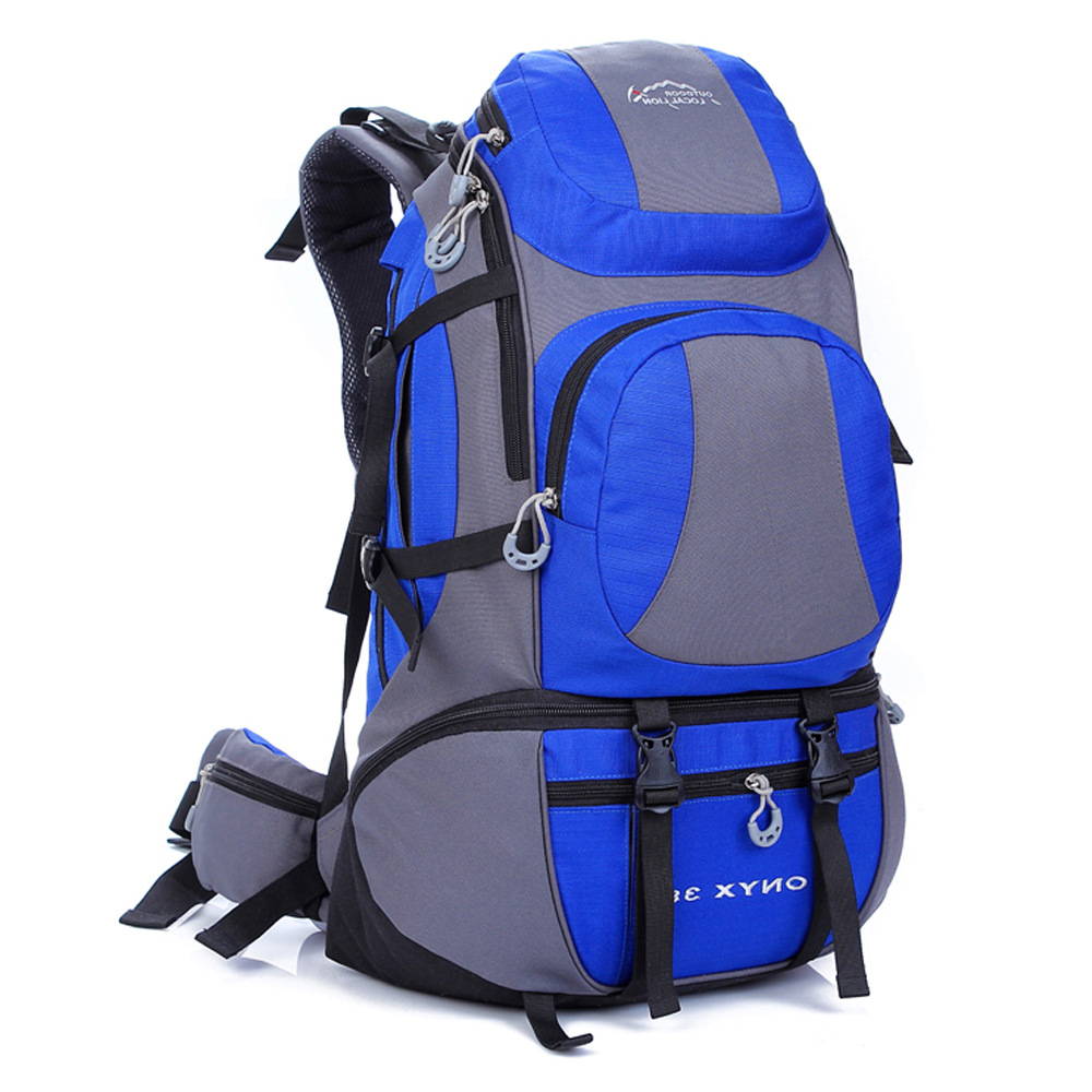 New Waterproof Nylon Backpacks Outdoor Sport Hiking Backpacks Camping Travel backpack Men's Tactical Backpack Rucksack 38L 067