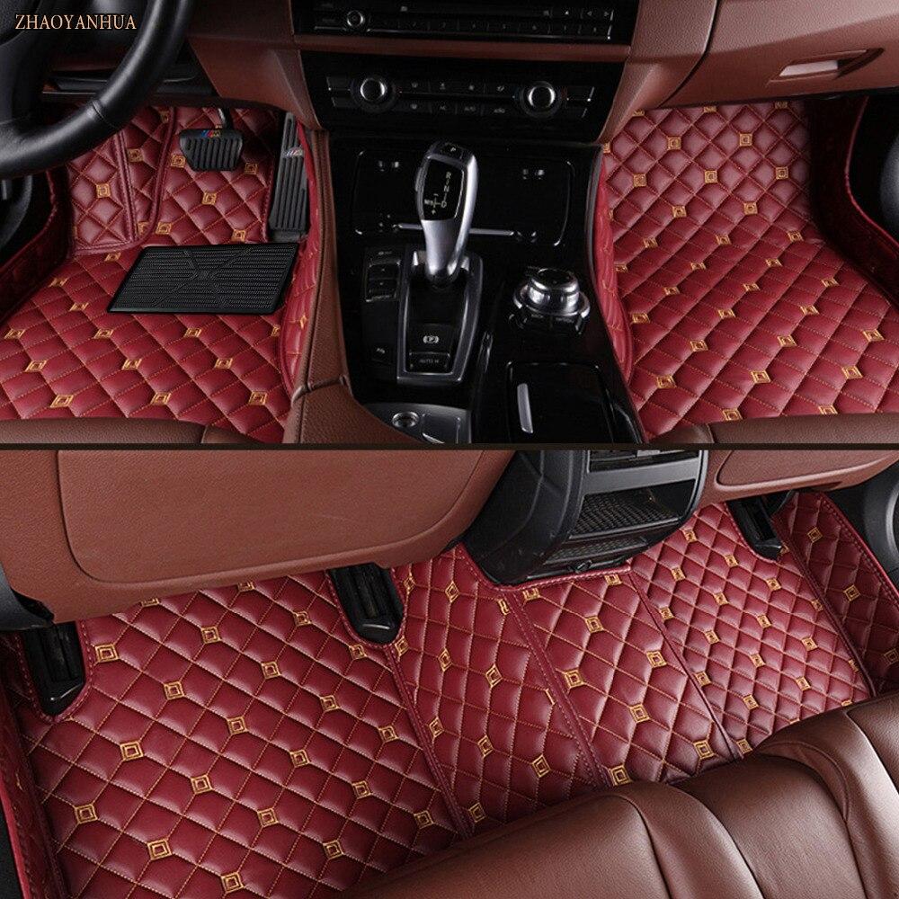 ZHAOYANHUA Car floor mats for BMW 3 series F30 F31 F34 GT Gran Turismo 318i 320i 328i 335i 340i 320d 325D 330d 5D carpet linersZHAOYANHUA Car floor mats for BMW 3 series F30 F31 F34 GT Gran Turismo 318i 320i 328i 335i 340i 320d 325D 330d 5D carpet liners