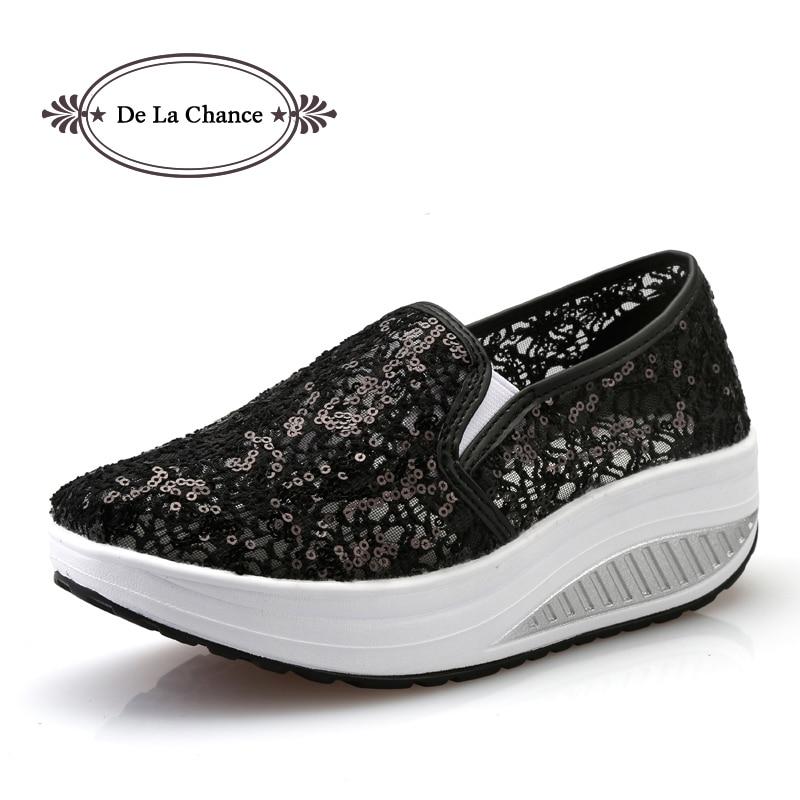 2016 Весна Осень женская Мода - Женская обувь