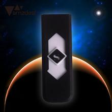 AMZDEAL Rechargeable USB Electronic Cigarette Tobacco Cigar USB Lighter Flameless Windproof No Gas/Fuel USB Gadgets