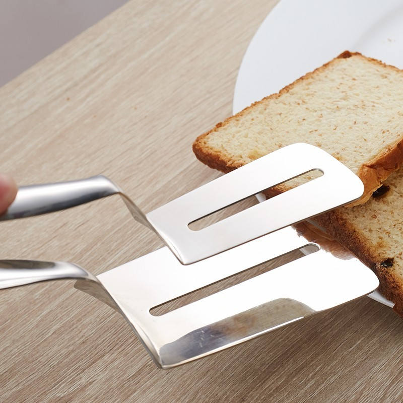 1Pcs-Multifunctional-High-Grade-Stainless-Steel-Barbecue-Clip-BBQ-Tongs-Fried-Shovel-Bread-Meat-Vegetable-Clamp (3)