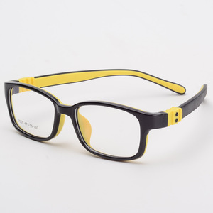 Image 4 - Optical Children Glasses Frame TR90 Silicone Glasses Children Flexible Protective Kids Glasses Diopter Eyeglasses Rubber 7009