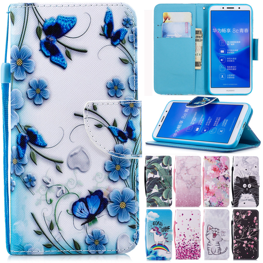 <font><b>Honor</b></font> <font><b>7A</b></font> Leather Case on for Huawei <font><b>Honor</b></font> <font><b>7A</b></font> Cover sFor Coque Huawei <font><b>Honor</b></font> <font><b>7A</b></font> <font><b>DUA</b></font>-<font><b>L22</b></font> 5.45