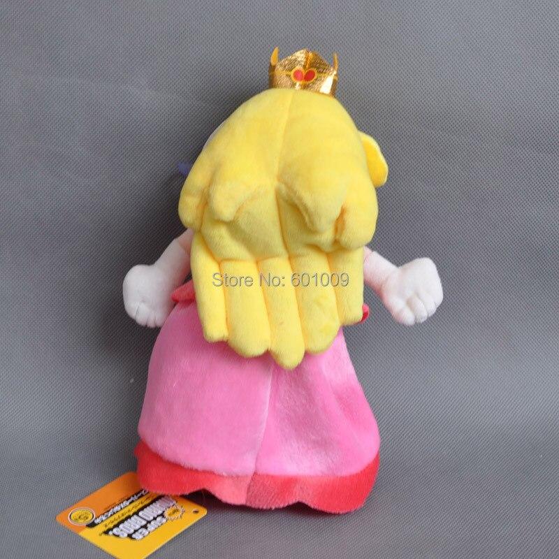 """EMS 100/лот Супер Марио Плюшевые """" Принцесса Персик плюшевые игрушки куклы"""