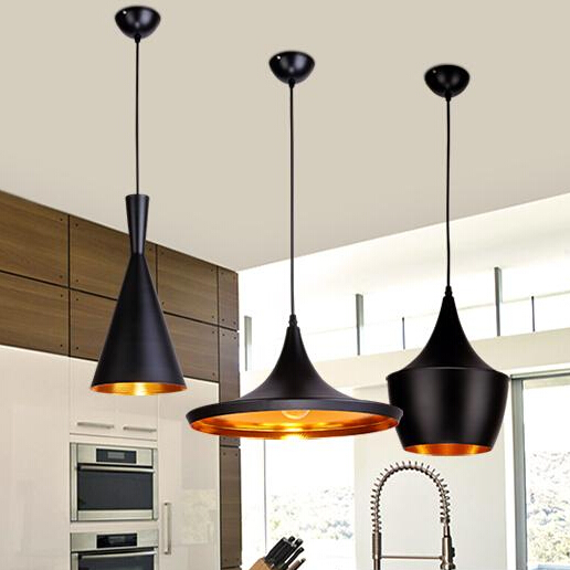 Free shipping Design copper shade Pendant Light Beat Light pendant lamp,AC90-260V