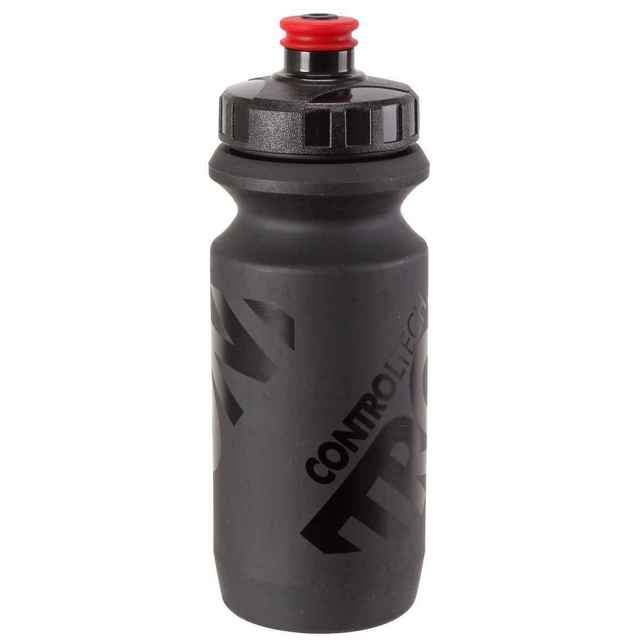 Control Tech Falcon Bicycle Water Bottle,Black 600ml,70g,Road Racing Ultralight Leak-proof Drink Sport Lockable Mouth Cycling 1
