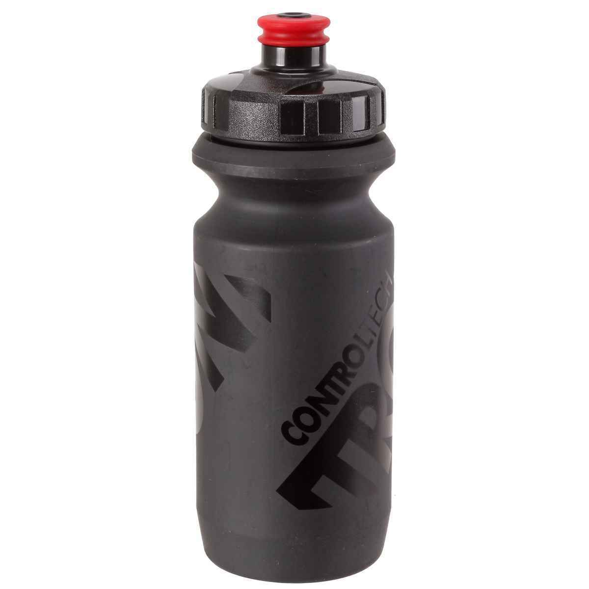 Control Tech Falcon Bicycle Water Bottle,Black 600ml,70g,Road Racing Ultralight Leak-proof Drink Sport Lockable Mouth Cycling