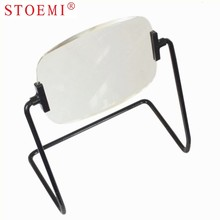 STOEMI 2X Trestle Stand Magnifier 7721 for Watching News Papper Stamps Pictures Museum Oberservation