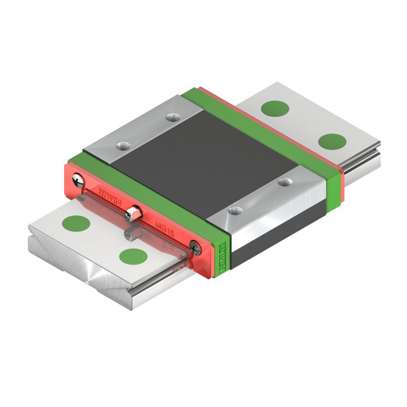 100% New Original MGW12C HIWIN Miniature Linear Guideway Block