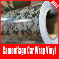 China Dream 1 52x30M 100 Air Free Bubble Digital Camouflage Sheet Self Adhesive