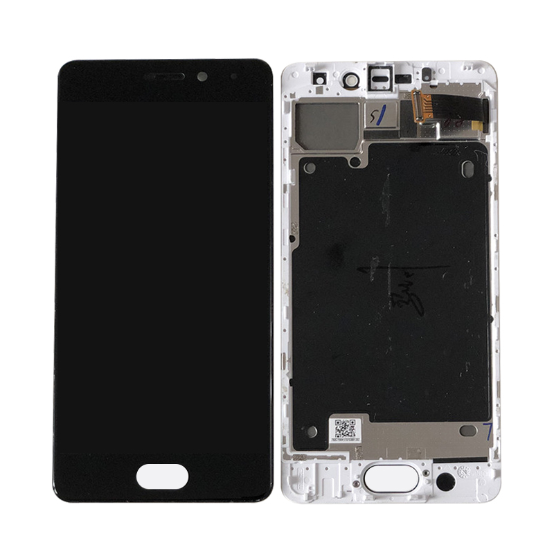 Image 4 - Tested M&Sen For 5.2'' Meizu Pro 7 M792H M792Q AMOLED LCD Display Screen With Frame+Touch Panel Digitizer For Meizu Pro7 Frame-in Mobile Phone LCD Screens from Cellphones & Telecommunications