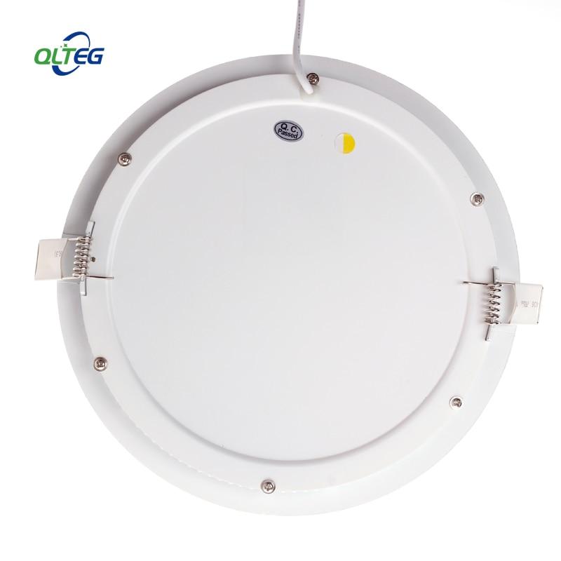 3W 4W 6W 9W 12W 15W 18W 24W 24W regulable downlight de rejilla LED - Iluminación interior - foto 4