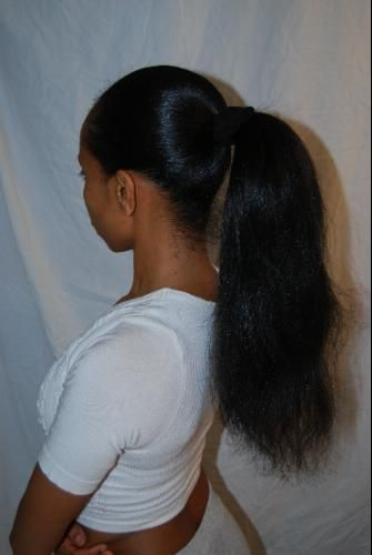 Goddess Natural Yaki Hair