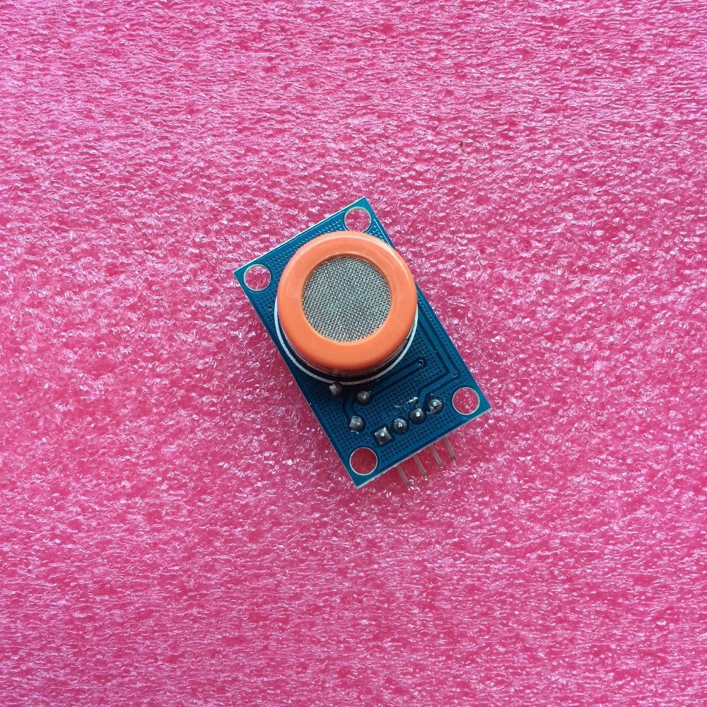 Smart Electronics 10pcs/lot MQ3 MQ 3 MQ-3 Smoke Liquefied Flammable Methane Gas Sensor Module for Arduino Diy Starter Kit