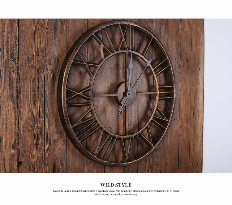 WALL CLOCK – RL01 ** FREE SHIPPING ** 7