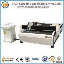 Máquina de corte do plasma do cnc do cortador da movimentação da cremalheira em vendas