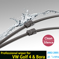"Wiper blades for Volkswagen Golf Mk4 Hatchback ( 2002-2003) / Estate (2002-2006) 21""+19""A fit side pin wiper arms only, not hook"