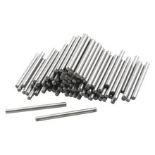 100 шт нержавеющие стальные штифты крепежные элементы 1,2*15,8 мм