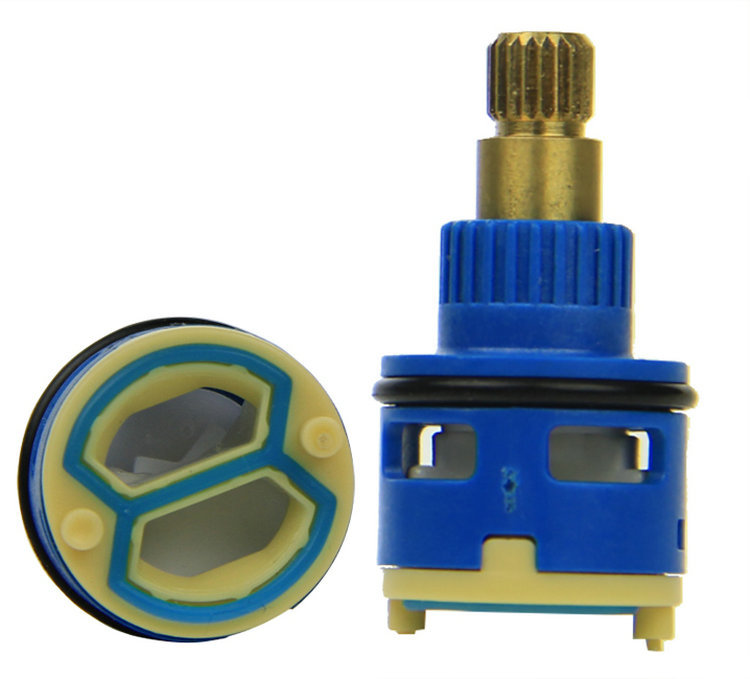 Faucet Valve 22 Mm Water Spool Two Hole Manifold Spool 22MM Spool Hydraulic Valve Spool