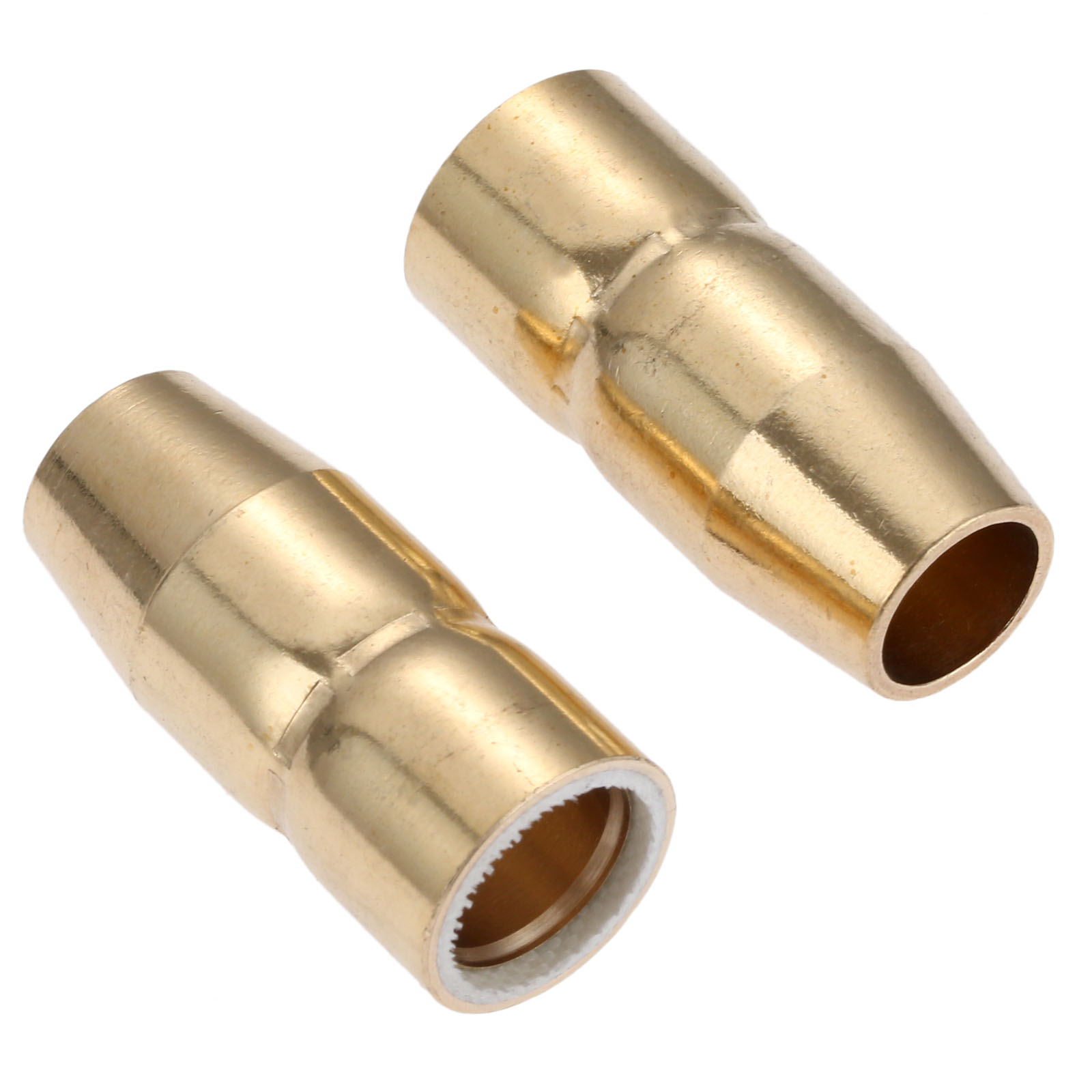 ACCEPTIN 10Pcs 220930 fit Plasma Nozzles Torch Tips Cutting Consumables 65//85//105A consumables 10pk