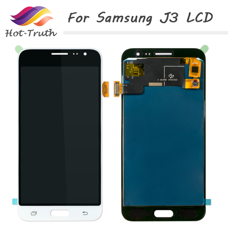 3Pcs/Lot  Factory OEM AAA Screen For Samsung Galaxy J3 2015/2016/2017 J320 J330 LCD Display Touch Screen Digitizer Assembly TFT