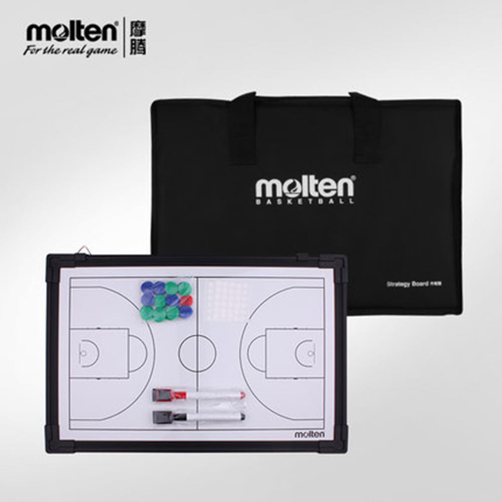 molten magnetic football soccer coaching board tactics board soccer tactics plate whiteboard marker Basketball tactics board