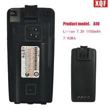 XQF Li-ion 7.2V 1100mAh 7.92Wh Battery For Motorola A10 Radio