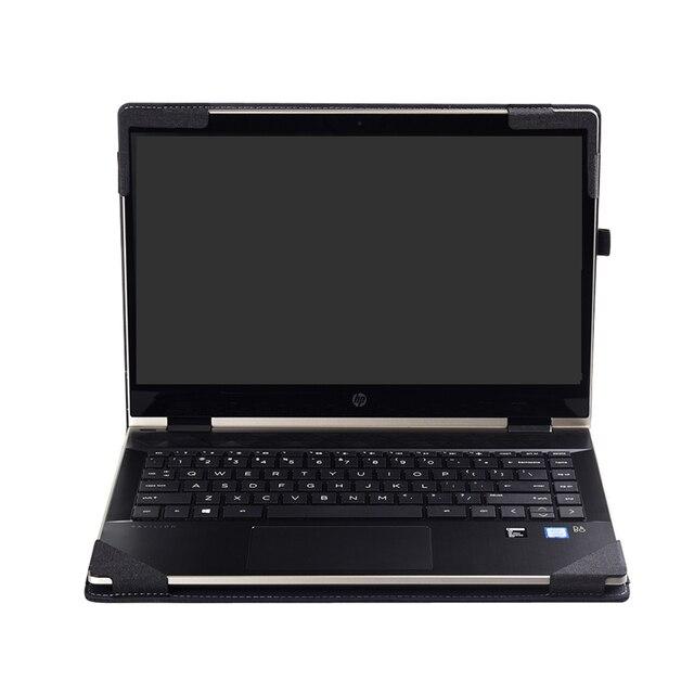 "Nowy projekt Case dla Hp 2019 Pavilion 14 ""pokrowiec na laptopa do Hp Pavilion X360 cabrio 14 Cal PU skóra pokrywa ochronna"