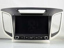 OCTA RDZEŃ android 6.0 samochodów odtwarzacz dvd gps 1024*600 Dla HYUNDAI CRETA IX25 2014 2015 nawigacja gps car stereo audio odtwarzacz wideo