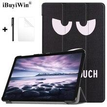 Чехол iBuyiWin для samsung Galaxy Tab A 10,5 T590 T595, умный чехол для samsung Tab A2 10,8 SM-T590 SM-T595, чехол для планшета
