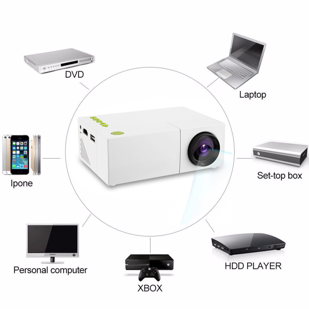YG300 Mini Projector (7)