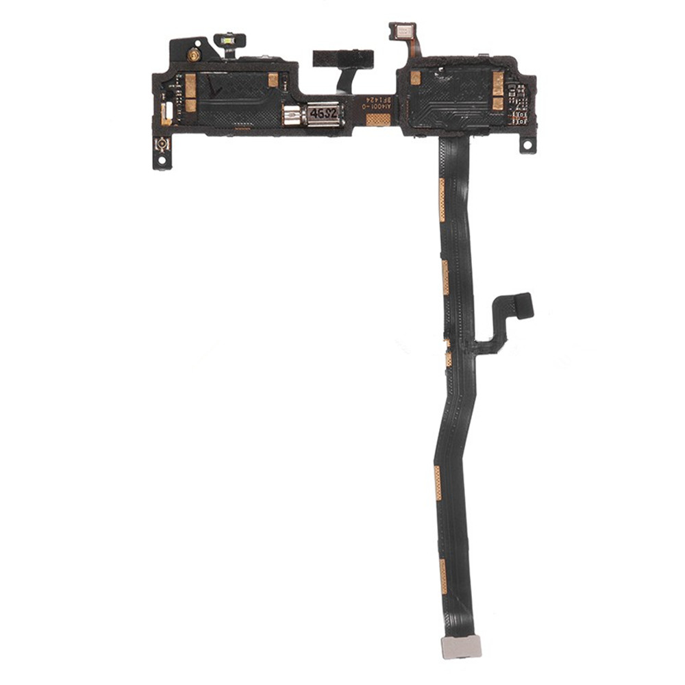 Microphone Mic + Vibrator Vibrating Motor Flex Cable Replacement For Oneplus One 1+1 A0001