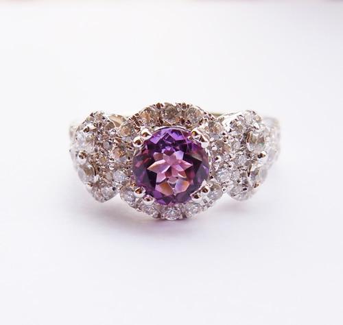 Обручальное кольцо из подлинного серебра 925 пробы для женщин