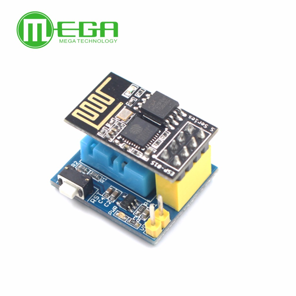 Active Components with Esp01 10pcs Esp8266 Esp-01 Esp-01s Dht11 Temperature Humidity Sensor Module Esp8266 Wifi Nodemcu Smart Home Iot Back To Search Resultselectronic Components & Supplies
