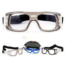 Professional Basketball glasses Football Sports glasses Goggles eye glasses frame can match optical lens for myopia nearsighted
