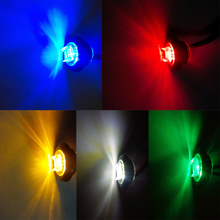 fit for all car model 4pcs car 12v 8mm LED Interior Dashboard Warning Indicator Sign al Light auto Lamp