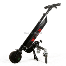 Aluminum alloy wheelchair hand cycle handbike for disabled people