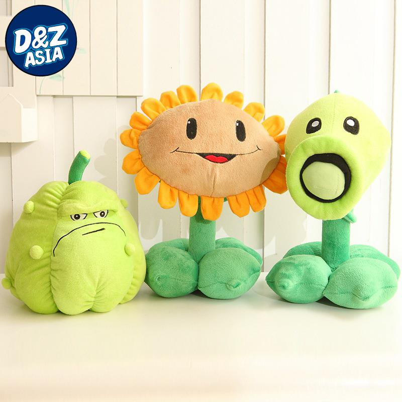 Stuffed & Plush Plants Objective Plants Vs Zombies Plush Toy And Toys For Children