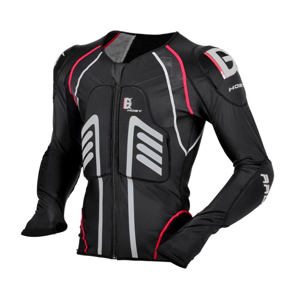 WOSAWE veste de moto Motocross équipement de protection armure hommes course moto vêtements coupe-vent réfléchissant moto vestes