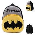 IVI Batman backpacks Children's gifts Cartoon kindergarten Plush boy and girls school bags