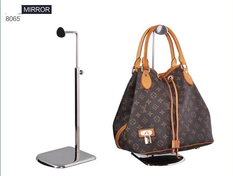 ③Envío libre del bolso del soporte de exhibición del bolso altura ...