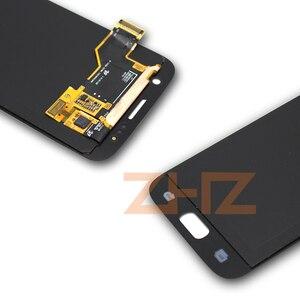 Image 4 - Super amoled do Samsung GALAXY S7 LCD G930 ekran dotykowy przetwornik analogowo cyfrowy do Samsunga S7 LCD G930F naprawa części zamienne narzędzia