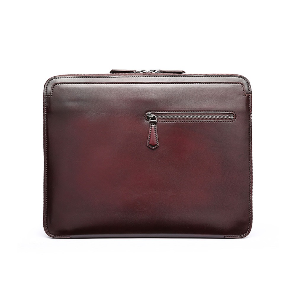 TERSE_Factory price handmade leather laptop bag high ...