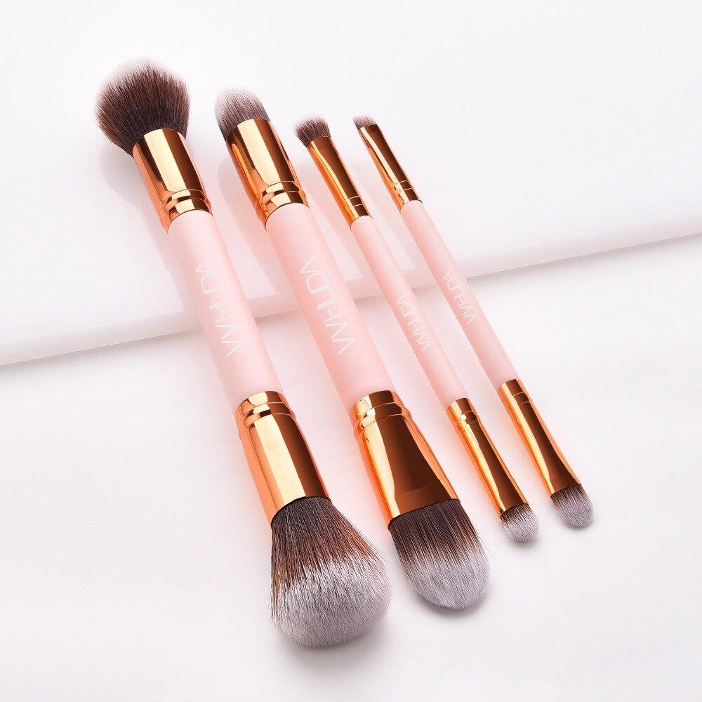Vvhuda conjunto de pincéis de maquiagem, kit