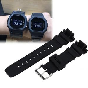 Soft PU Watch Wrist Band Strap Replacement Fit for G-SHOCK DW6900/5600E GWM5610 l(China)